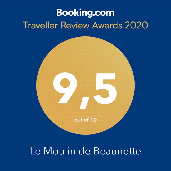 9.2/10 sur Booking.com